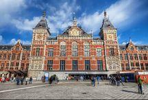 Sightseeing Amsterdam