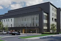 2017 Shortlist - The Christie Proton Beam Tharapy Centre / This Christie project was the first in the UK to use concrete solely as a shielding medium for proton beam therapy. From an early engagement, innovative design to execution, the cutting-edge concrete mix design had to perform on numerous complex levels outside the parameters one would expect in conventional construction.