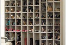 Home: Closets/ storage