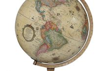 World Globes, Replogle and Scanglobe