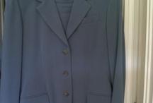 Fall Max Mara 70s Suits and Coats