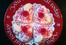 Valentines & Love Days / Every February I host a Valentines Tea for 30 women.  I'm constantly looking for ideas to make the event delightful for my guests.  Here are my Pinterest discoveries.