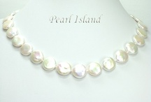 Pearl Necklace - Freshwater Pearl Necklaces / Quality freshwater pearl necklaces - handmade in the UK - by Pearl Island: www.pearlisland.co.uk