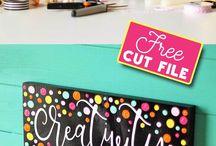 Cut file