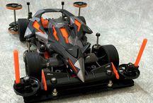 Super II Mini 4WD Setup
