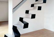 Staircases / by Alexandra De Ocampo