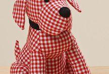 Couture doudous