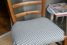 relouker vieille chaise