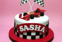 Formula 1 cakes