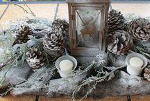 Christmas: Farmhouse