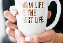 Mom LIfe / When you're a mom •  When you're a mom business owner •  When you're a mom business owner with a home office •  When you're a mom and that's your full time job •  When you're a mom and you have another full time job •  When you're a mom •   We are all in this together!