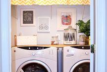 Laundry - Mud room / by Paula Payne