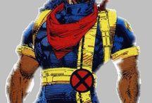 Superheroes / Favorite superheroes