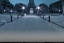 L'Irlande sous la neige
