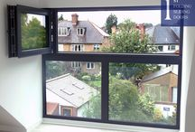 Aluminum Windows / 1st Folding Sliding Doors we offer a range of high quality glazing solutions for side hung, top hung open out and fixed frame solutions, suitable for both the residential and commercial markets.