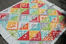 quilting / by Michele Straw