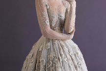 коллекция платьев Paolo Sebastian's Autumn/Winter 2014