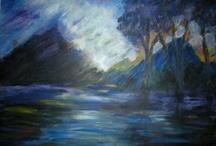 Artistic dreams / my inspiration board.