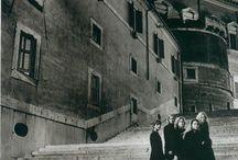 Helmut Newton - I Grandi Fotografi e l'Italia