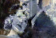 James Cagney Pop Art Canvas