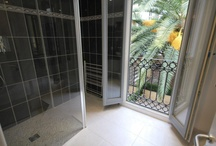 Box Doccia / Realizzazione di design interni di box doccia in alluminio e pvc
