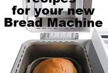 Recipes- Bread Machine