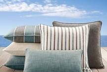 fabric  pillows home decor