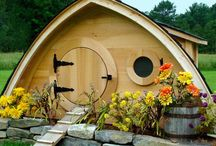 Homes for chickens