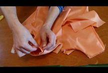Costura e molde