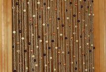 cortinas de totora