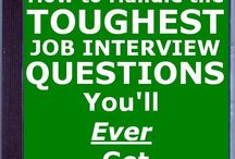 How to Jandle the Tougest Job Interview Questions