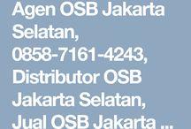Agen OSB Jakarta Selatan, Agen OSB Kebayoran Baru, 0858-7161-4243 (WA/Call)