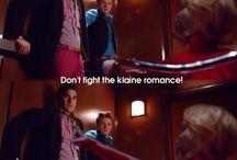 Klaine (Kurt X blaine)