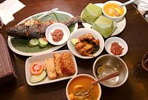 Cuisine indonésienne / by Katrine Ved