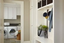Laundry Rooms/Mud Rooms / by Melissa Hawthorne