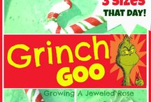 Grinch  / by Wendy Garner