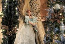 Kerstengelen / Kerstengelen voor een mooie kerst