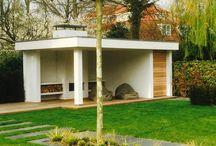 Tuinpaviljoen / Van den hoven bouw
