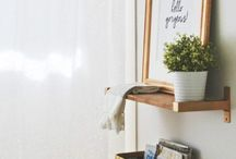 Small Bathroom Ideas / by Kimberly Schmoke