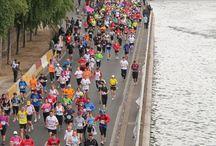 Marathon de Paris / Vive la emoción de correr 42,195 km en la ciudad más bonita del mundo. Consigue toda la información para asistir con nosotros.