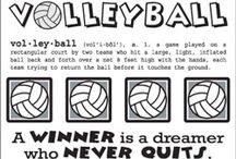 Volleyball! / by Karen Walen
