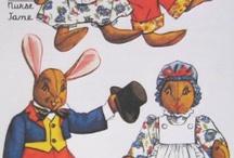 Vintage Pattern Nostalgie des vieux patrons