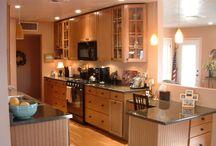 Kitchens / by Jennifer Lucas