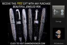 Free gift with Purchase - Simulated Diamonds