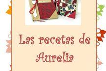 Las recetas de Aurelia