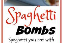 МК спагетти бомбс