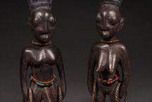 African Tribal Art Yoruba Objects / Yoruba Art
