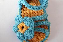 Knitting for baby girls / Knitting patterns for baby girls