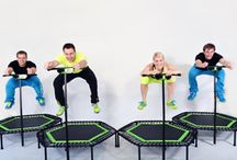 Sport / Süchtig nach jumping