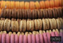 French Macaron Recipes / Baking French Macarons, Macaroons by Cake Cetera